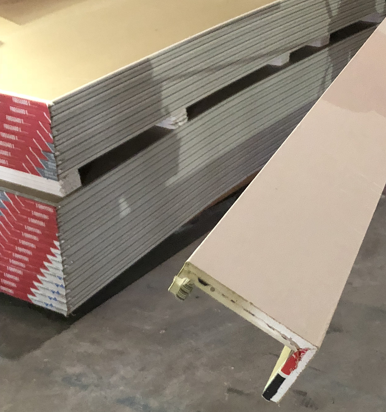 Pre-fabricated Drywall Pieces